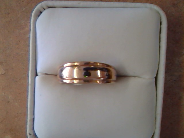 GOLD RING JEWELRY , 14KT, 5.10 G