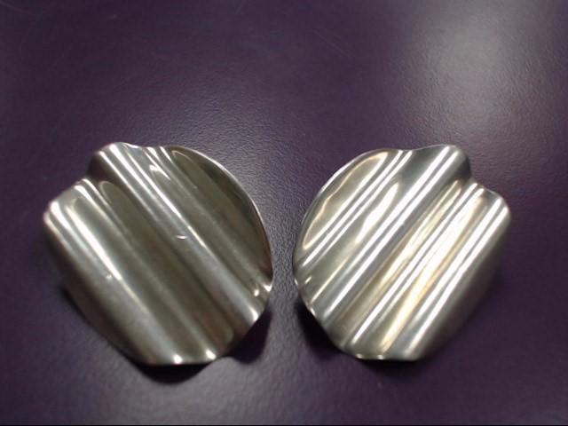 Silver Earrings 925 Silver 13.24g