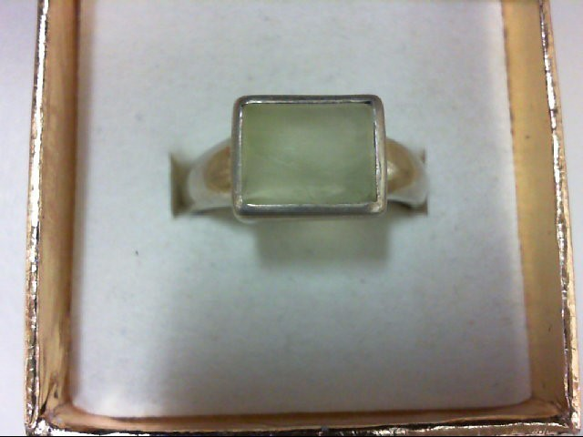 Lady's Silver Ring 925 Silver 5.4g Size:9