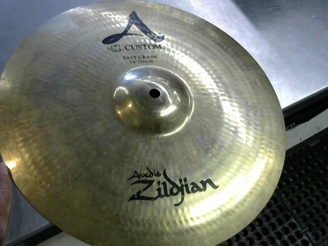 "ZILDJIAN Cymbal 14"" CUSTOM CRASH"