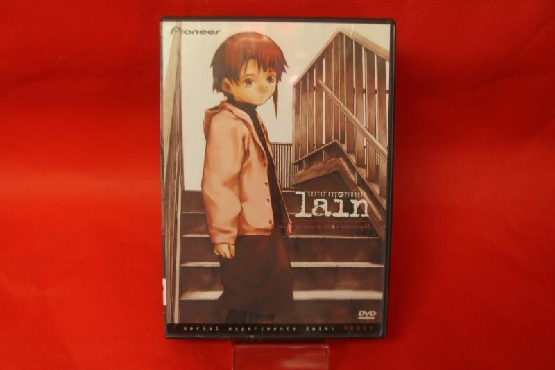 Lain Vol. 4 - Reset (DVD, 1999)