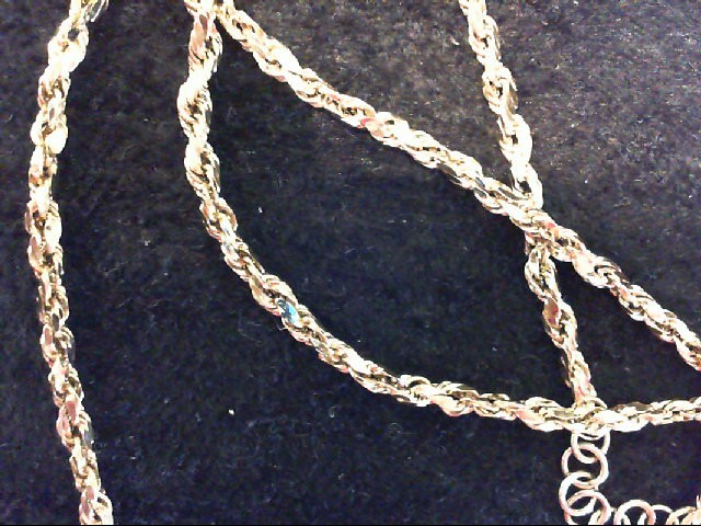 "20"" Gold Chain 14K Yellow Gold 3.8g"
