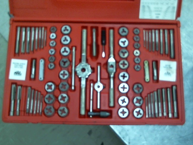 MAC TOOLS Tap & Die 76 PIECE TAP AND DIE SET