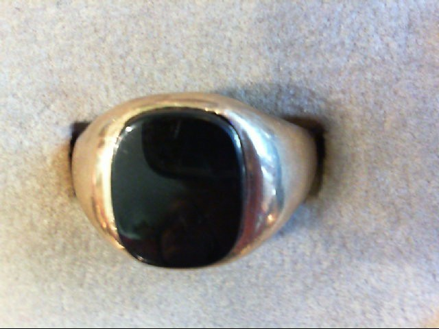 Gent's Gold Ring 10K Yellow Gold 3.5g