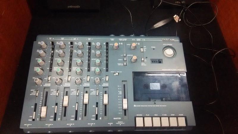 Tascam Multi-Track Recorder 414 MKII