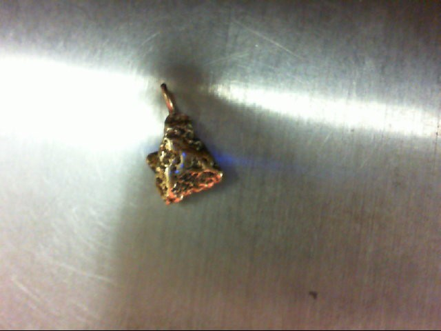 Gold Charm 24K Yellow Gold 2.1g