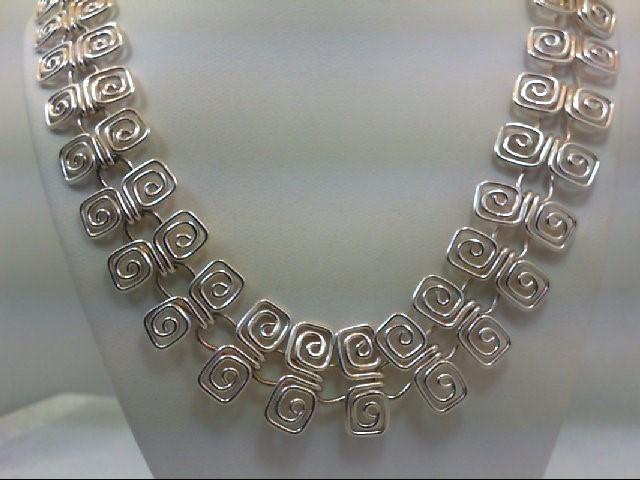 Silver Chain 925 Silver 48.6g