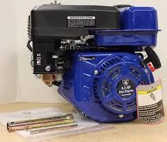 GREYHOUND Car/Truck Part 6.5 HP HORIZONTAL SHAFT OVERHEAD VALVE GAS ENGINE