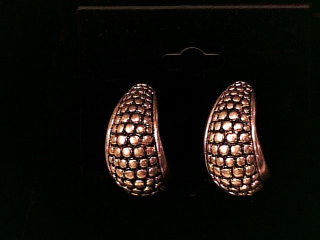 Silver Earrings 925 Silver 4.8g