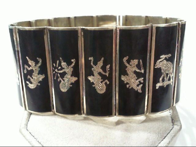 Silver Bracelet 925 Silver 54.1g
