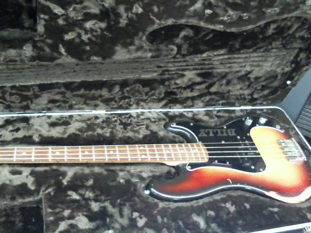FENDER Bass Guitar PRECISION BASS-AMERICAN