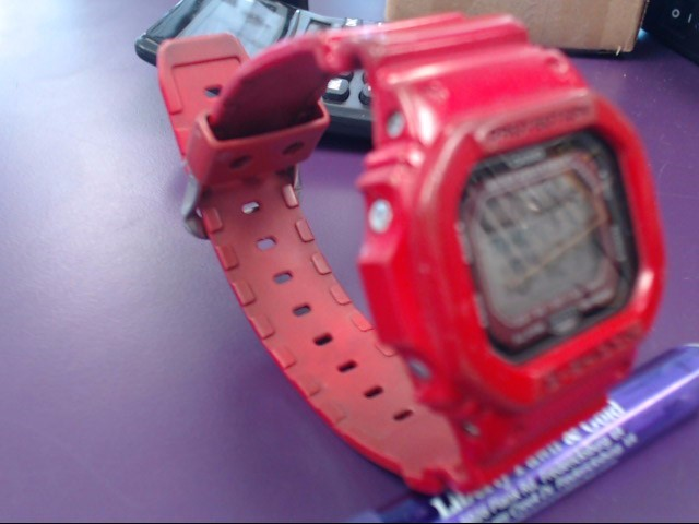 CASIO Gent's Wristwatch G-SHOCK GLX-5600