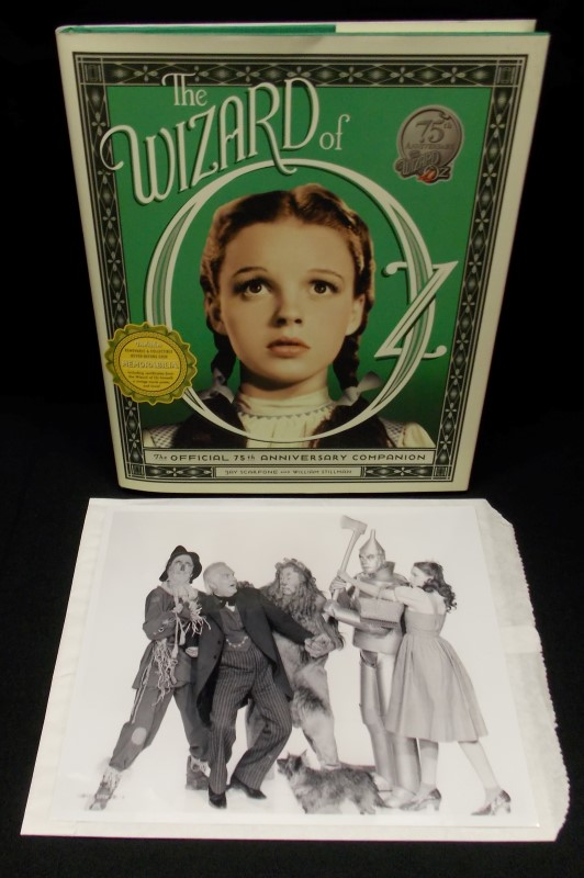The Wizard of Oz : The Official 75th Anniversary Companion by William Stillman