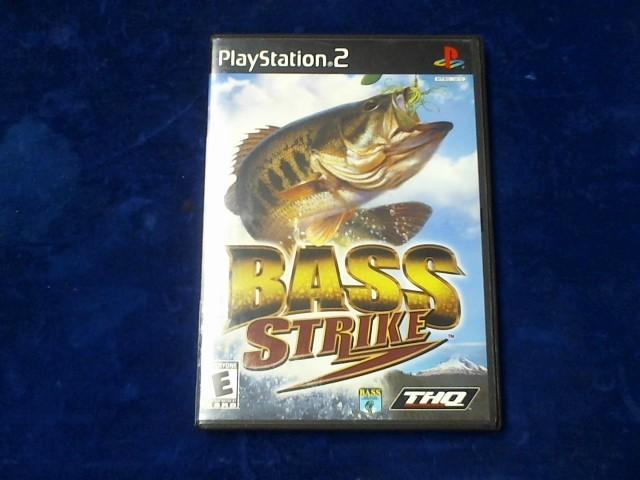 SONY Sony PlayStation 2 Game BASS STRIKE