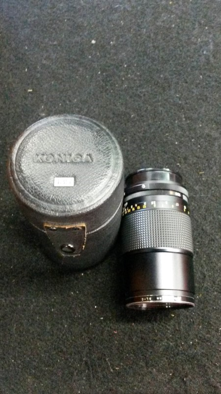 KONICA Lens 28-135MM HEXANON
