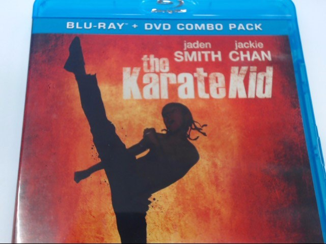 THE KARATE KID - BLU-RAY MOVIE