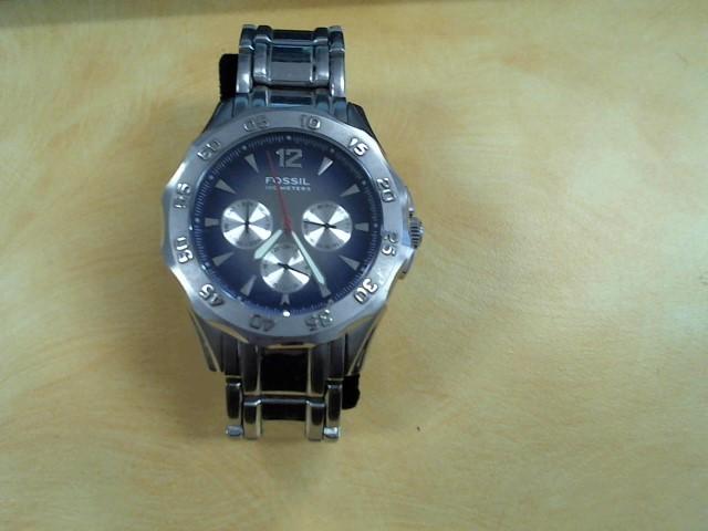 FOSSIL Gent's Wristwatch BQ-9257