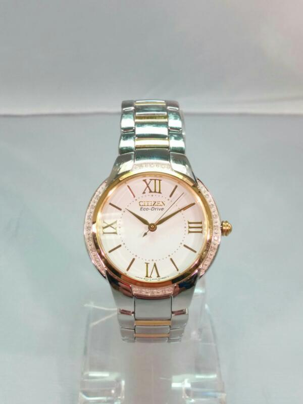 CITIZEN Lady's Wristwatch ECO DRIVE E031-5034744