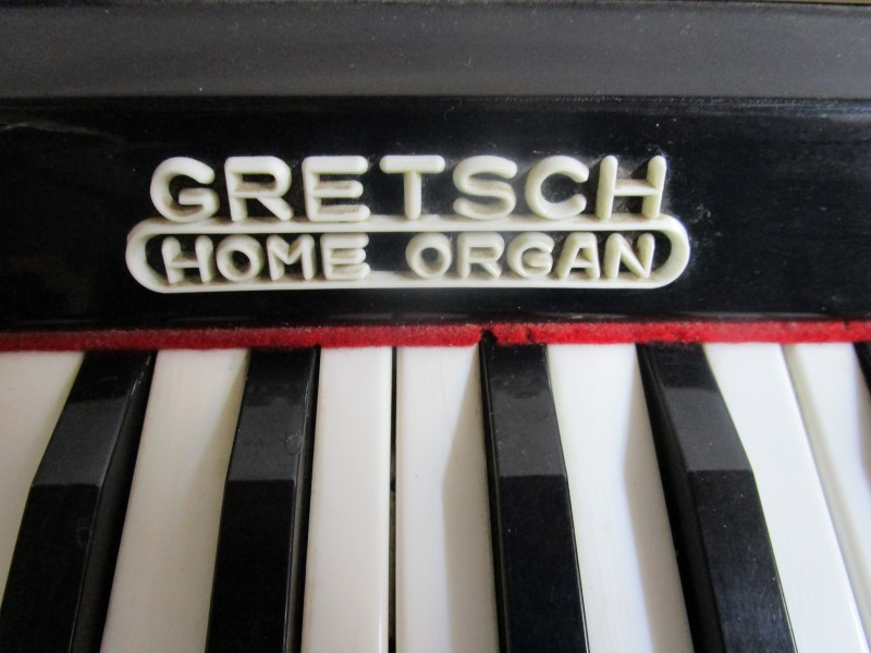 GRETSCH Piano/Organ HOME ORGAN