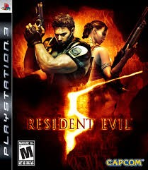 SONY Sony PlayStation 3 Game PS3 RESIDENT EVIL 5