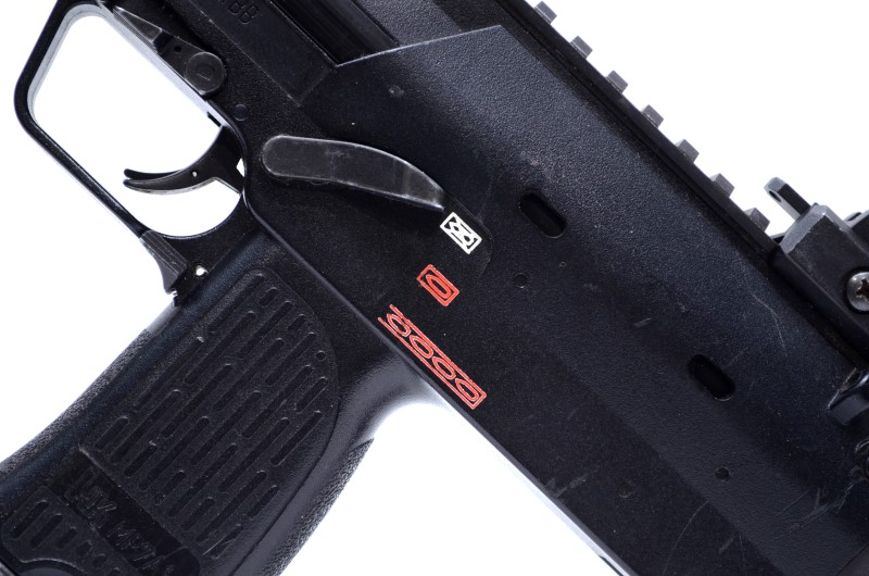 # HECKLER & KOCH MP7A1-6 MM AIRSOFT-FREE SHIPPING!