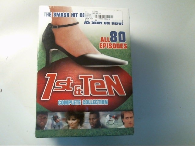 DVD 1ST AND TEN COMPLETE SERIES DVD