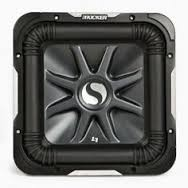 "KICKER Car Speakers/Speaker System SOLO BARIC 10"" SE-S10D4"
