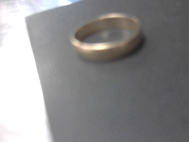 Lady's Gold Ring 10K Yellow Gold 1.7g Size:7