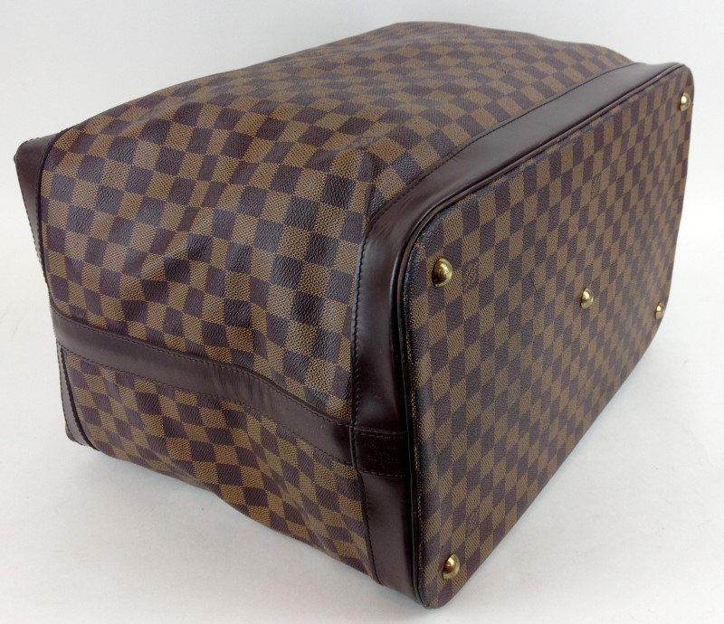 LOUIS VUITTON DAMIER GRIMAUD TRAVEL BAG
