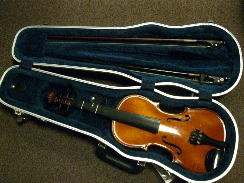 WILLIAM LEWIS & SON Violin 100 1/2 STUDENT MODEL