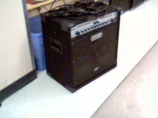 FENDER BASS AMP BASSMAN 250