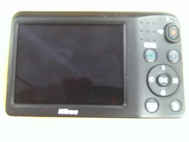 NIKON Digital Camera COOLPIX L27