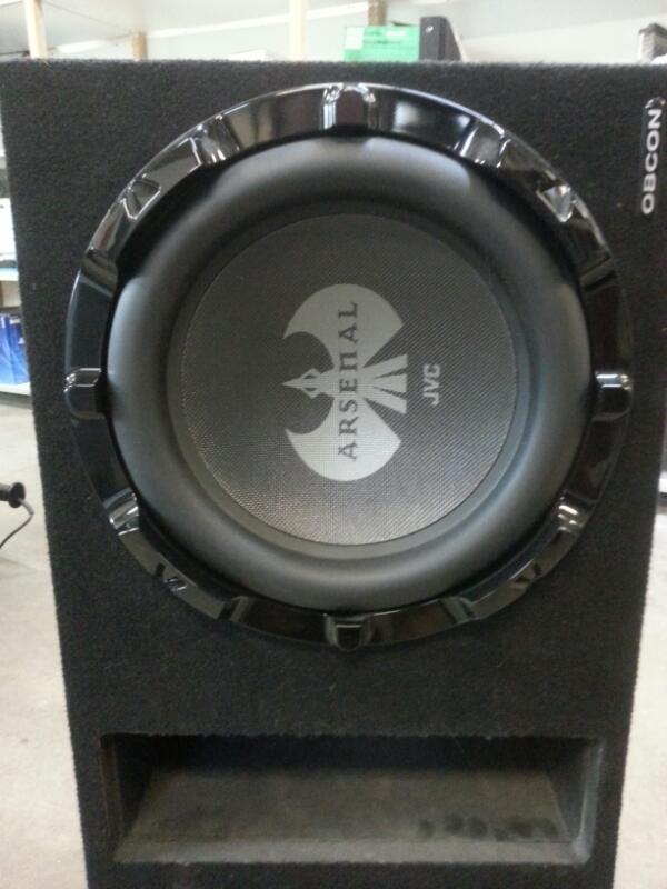 JVC Car Speakers/Speaker System ARSENAL