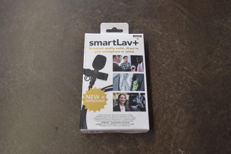 RODE MICROPHONE Microphone SMARTLAV RODE SMARTLAV