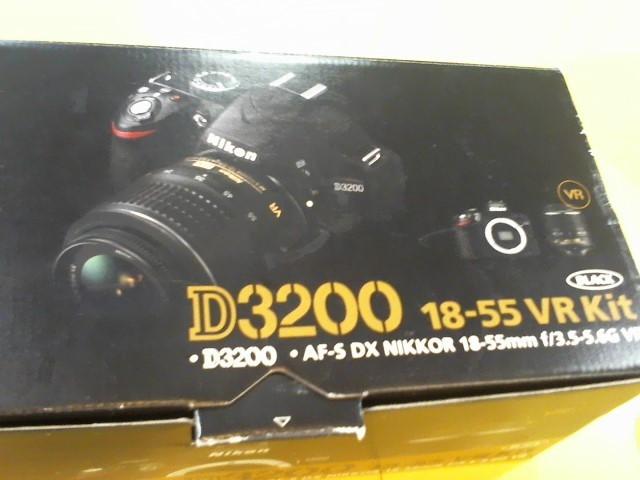 NIKON Digital Camera D3200