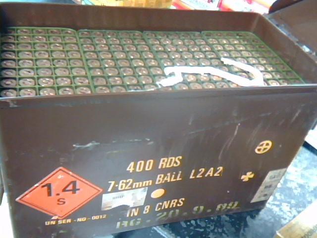 CAVIM Ammunition 7.62X51 NATO AMMO