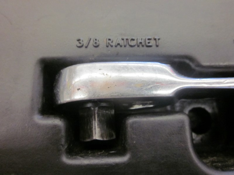 CRAFTSMAN SOCKETS & RATCHETS 22P