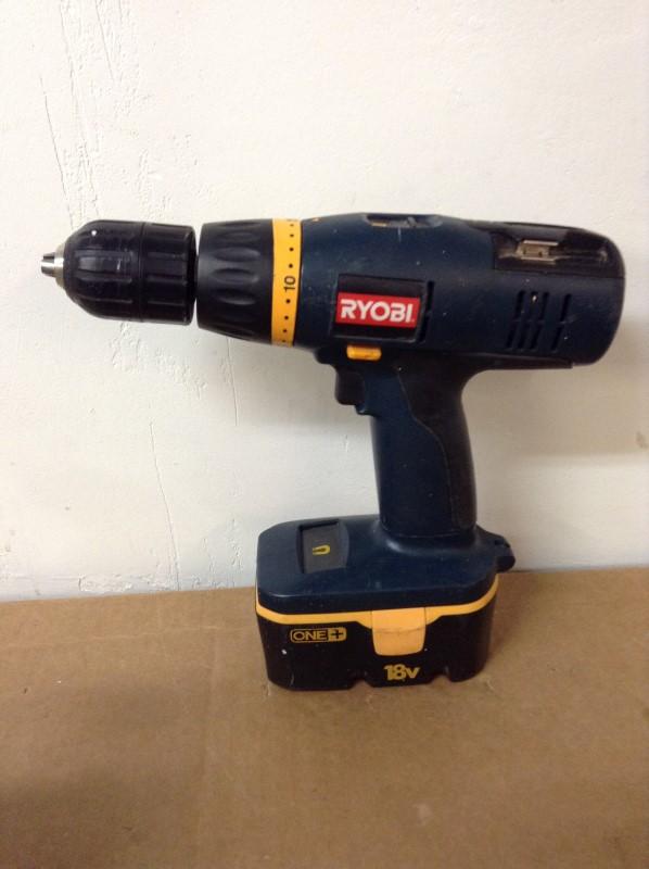 RYOBI Combination Tool Set P501 - P206