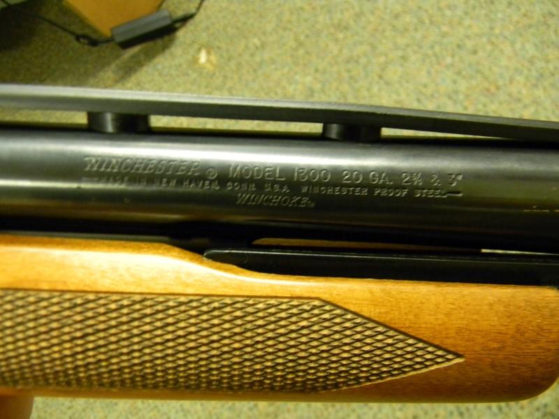 Winchester - 1300 - 20 GA.