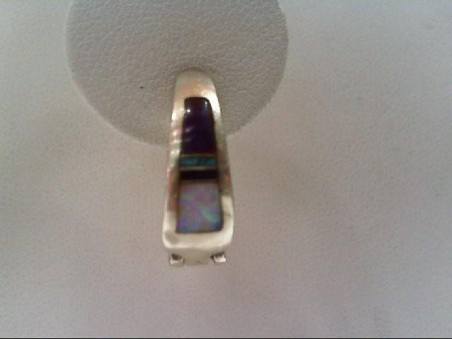 Silver Earrings 925 Silver 5.2g