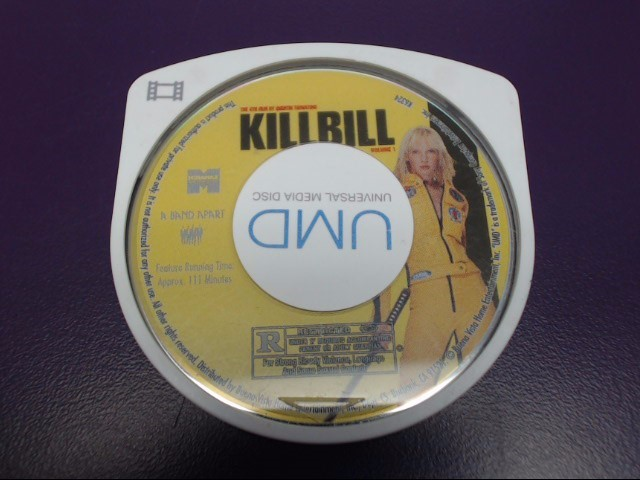KILL BILL VOL. 1 UMD FOR SONY PSP