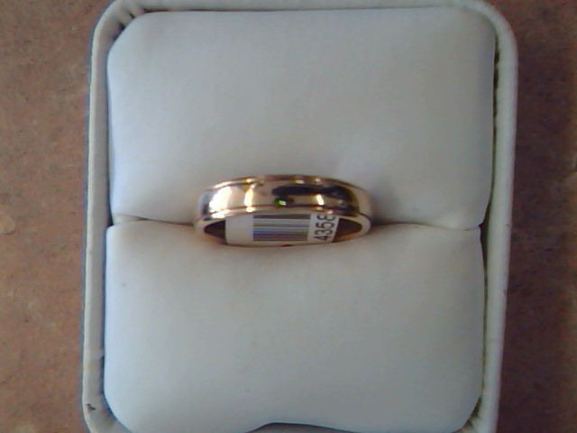 BAND RING JEWELRY , 14KT, 4.20 G