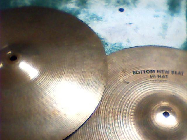 ZILDJIAN Cymbal HI/HAT SET