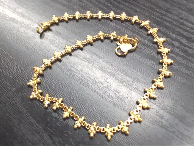 Bracelet Antique Stainless 9.6g