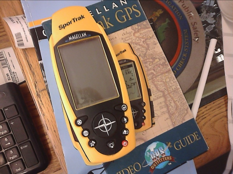 MAGELLAN GPS System SPORTRAK