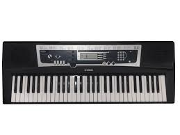 YAMAHA Keyboards/MIDI Equipment YPT-210