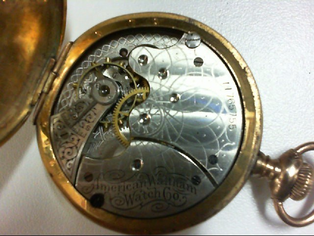 WALTHAM POCKET WATCH ***AS-IS***