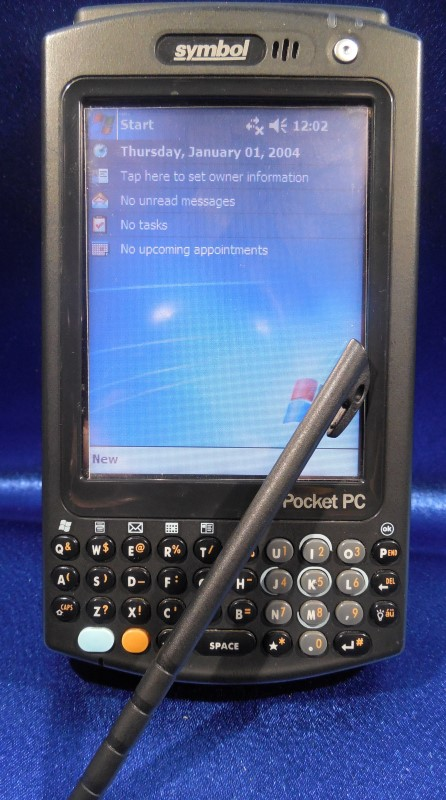 SYMBOL MC5040 POCKET PC