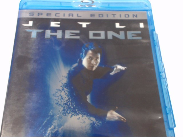 THE ONE - BLU-RAY MOVIE