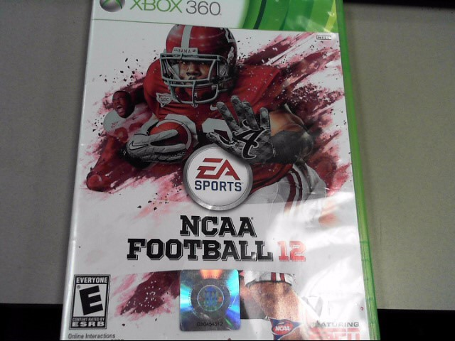 MICROSOFT Microsoft XBOX 360 NCAA
